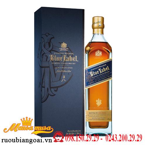 Rượu Johnnie Walker Blue Label