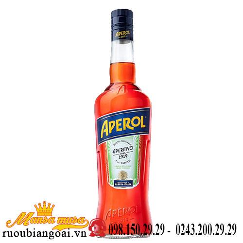 Rượu Aperol