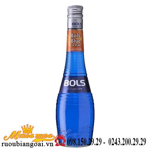Rượu Bols Blue Curacao