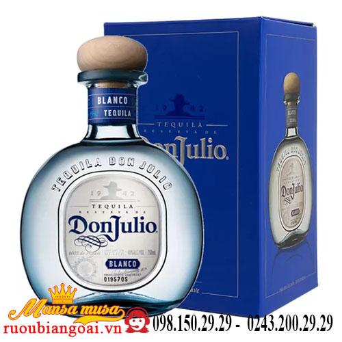 Rượu Don Julio Blanco Tequila