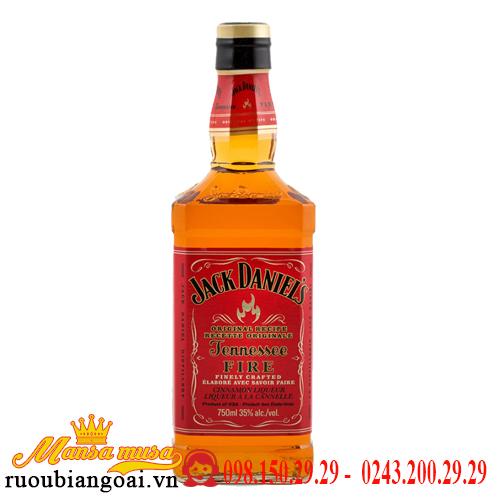 Rượu Jack Daniel's Fire