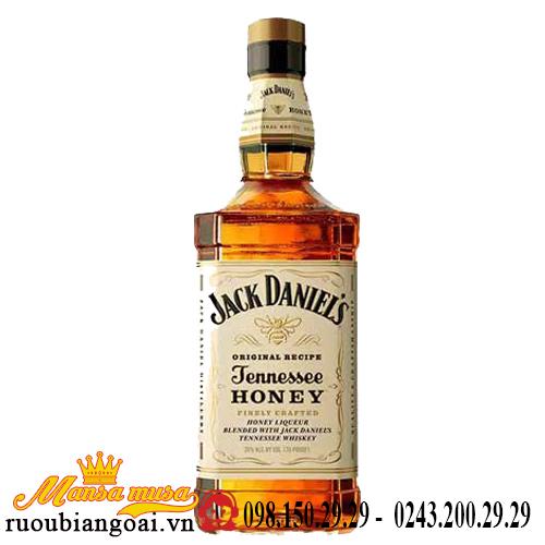 Rượu Jack Daniel's Honey