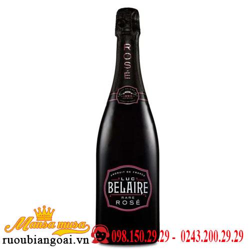 Rượu Luc Belaire Rose