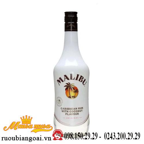 Rượu Malibu