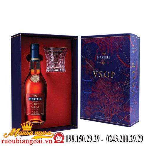 Rượu Martell VSOP – Hộp quà tết 2020