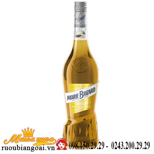 Rượu Mùi Marie Brizard Vanilla