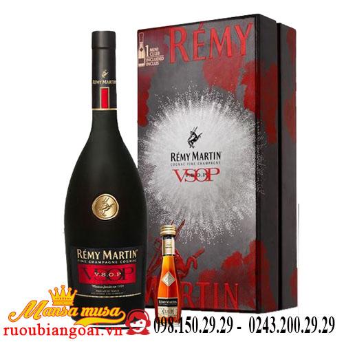 Rượu Remy Martin VSOP – hộp quà tết 2020