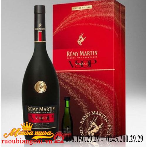 Rượu Remy Martin VSOP – hộp quà tết Kỷ Hợi 2019