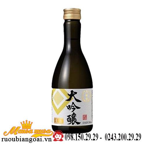 Rượu Sake Gekkeikan Daiginjo 300ml