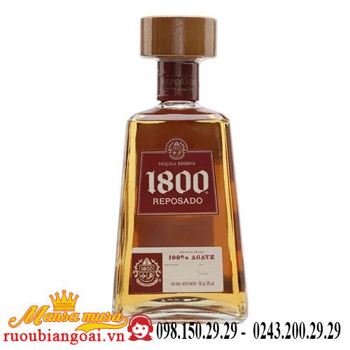 Rượu Tequila 1800 Reposado
