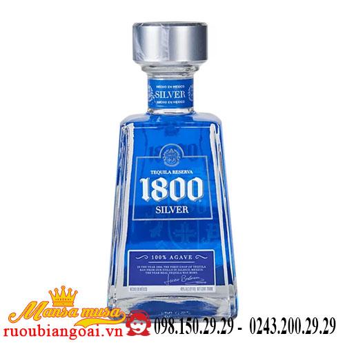 Rượu Tequila 1800 Silver