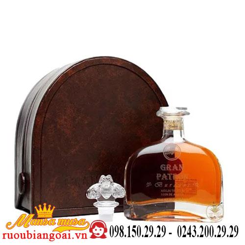 Rượu Tequila Gran Patron Burdeos