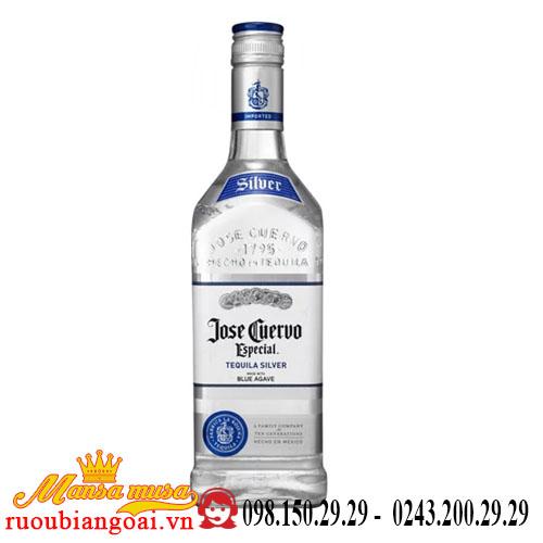 Rượu Tequila Jose Cuervo Silver