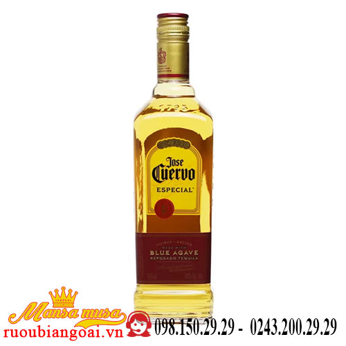 Rượu Tequila Jose Cuervo