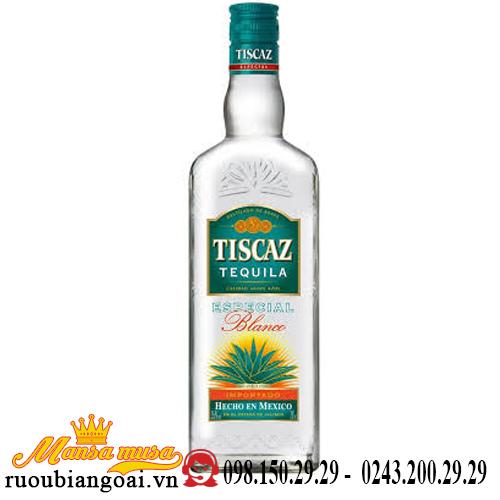 Rượu Tequila Tiscaz Blanco