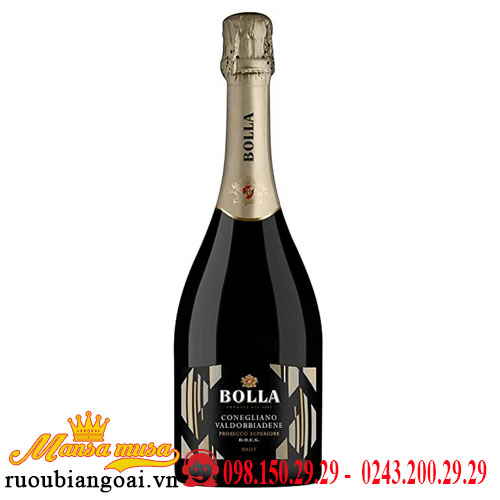 Rượu vang Bolla Prosecco Superiore DOCG