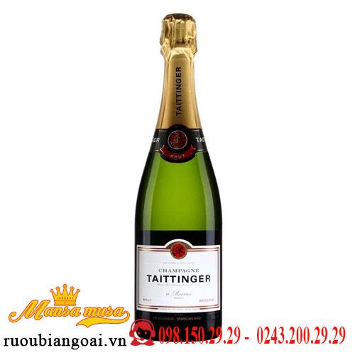 Rượu Vang Nổ Taittinger Champagne Brut Reserve