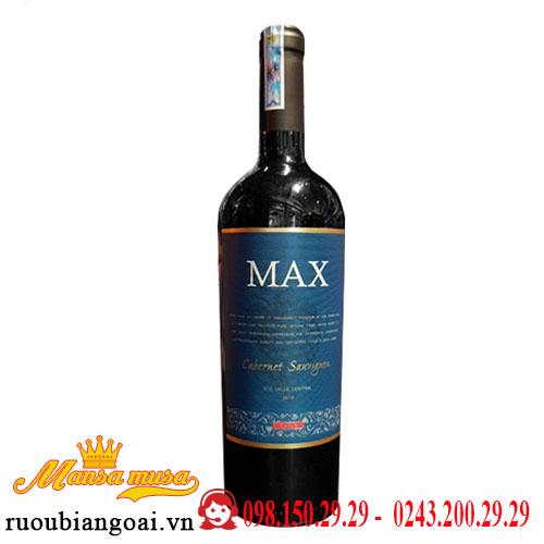 Vang Chile Max Cabernet Sauvignon