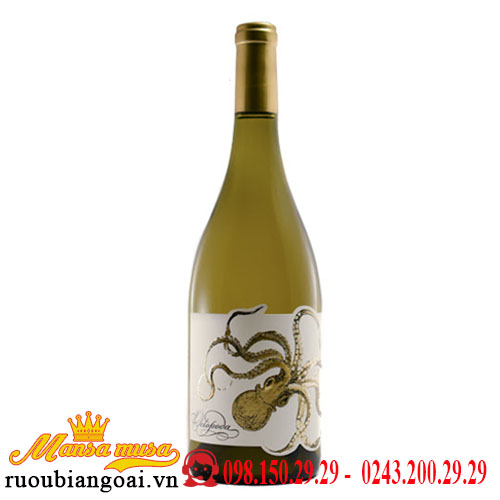 Vang Mỹ Optopus Chardonnay