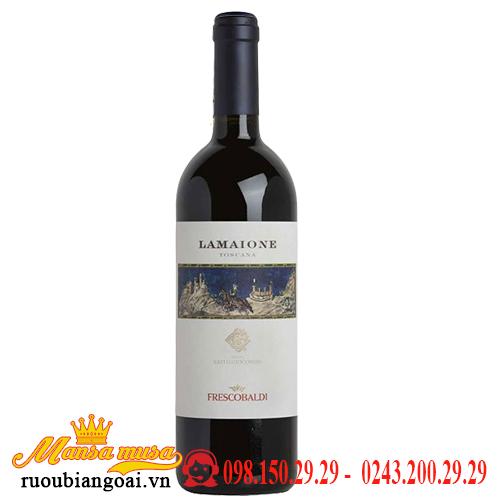 Vang Ý Castelgiocondo Lamaione