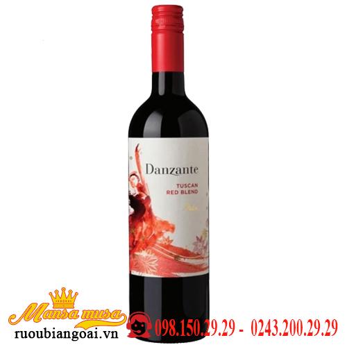 Vang Ý Danzante Tuscan Red Blend