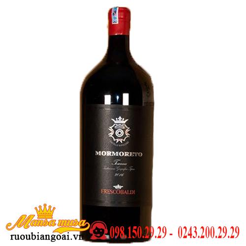 Vang Ý Nipozzano Mormoreto - 6L
