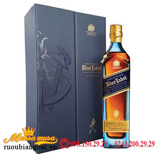 Hộp quà rượu Johnnie Walker Blue Label