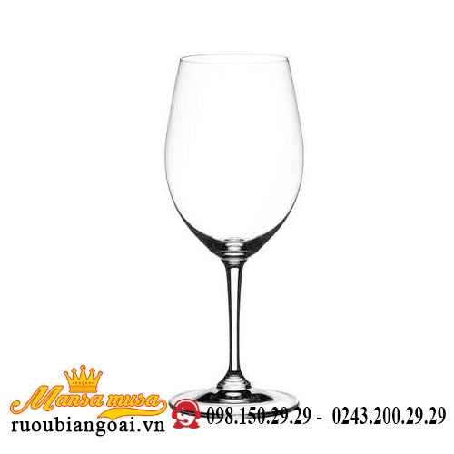 Ly Rượu Vang Riedel Degustazione Red Wine