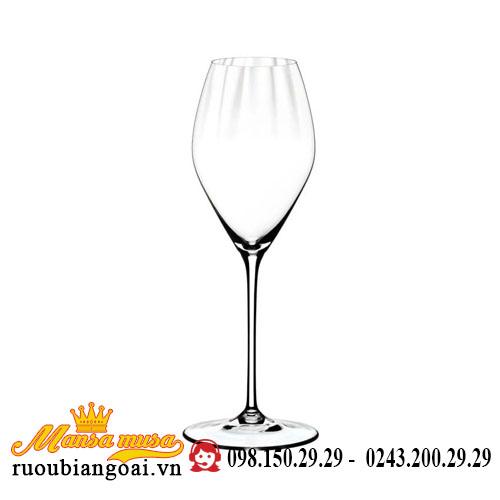 Ly Rượu Vang Riedel Performance Champagne