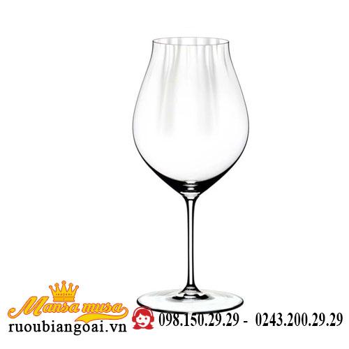 Ly Rượu Vang Riedel Performance Pinot Noir