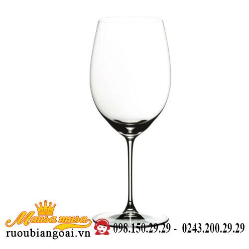 Ly Rượu Vang Riedel Riede Veritas Champagne