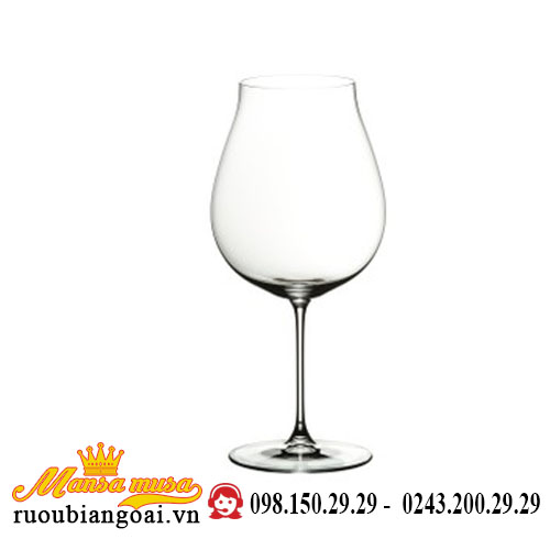 Ly Rượu Vang Riedel Riede Veritas New World Pinot Noir