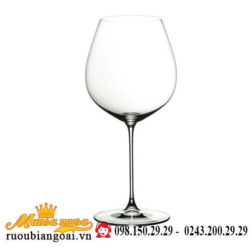 Ly Rượu Vang Riedel Riede Veritas Old World Pinot Noir