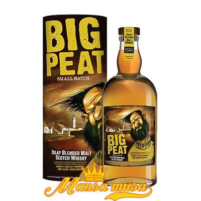 Rượu Big Peat