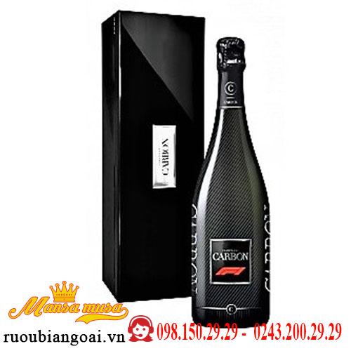 Rượu Champagne Carbon F1