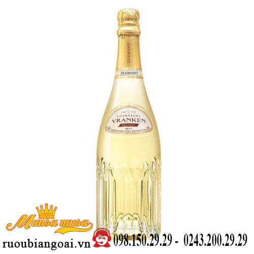 Rượu Champagne Vranken Diamant Brut