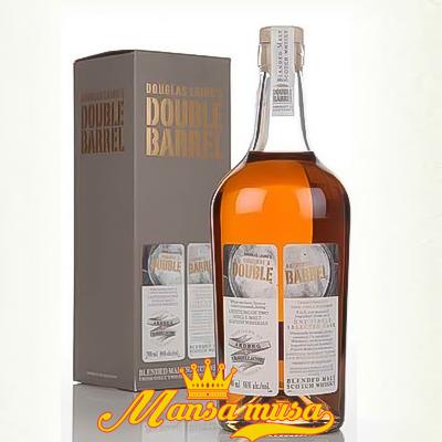Rượu Double Bowmore & Craigellachie