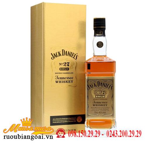 Rượu Jack Daniel No.27 Gold