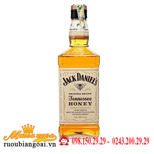 Rượu Jack Daniel's Tennessee Honey