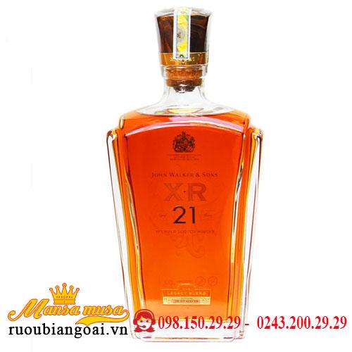 Rượu John Walker & Sons XR 21