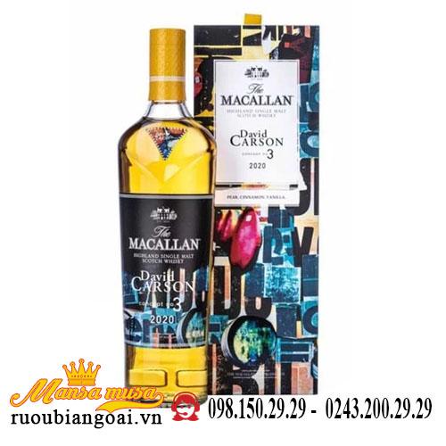 Rượu Macallan Concept No. 3