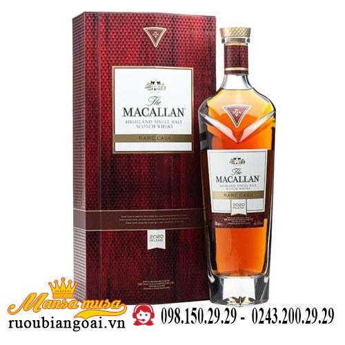 Rượu Macallan Rare Cask 2020