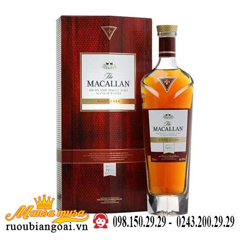 Rượu Macallan Rare Cask Batch No.1