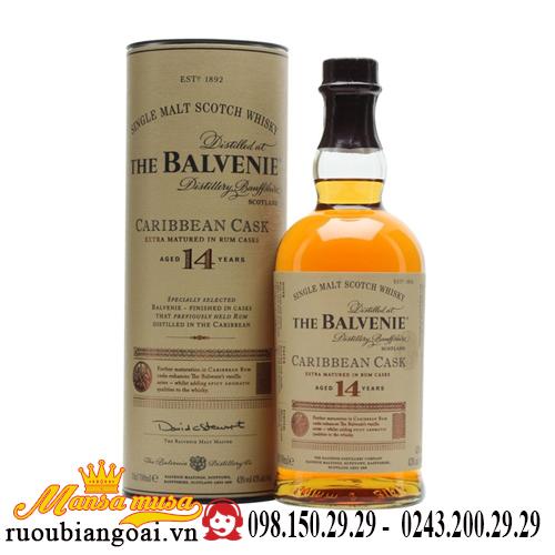 Rượu The Balvenie 14 năm