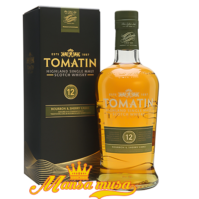Rượu Tomatin 12 năm
