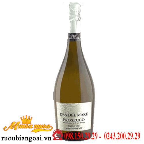 Rượu Vang Dea Del Mare Prosecco
