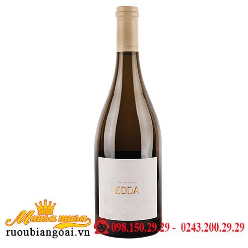 Rượu Vang EDDA Bianco Salento I.G.P