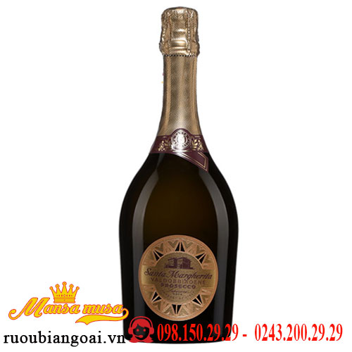 Rượu Vang Nổ Santa Margherita Valdobbiadene Prosecco