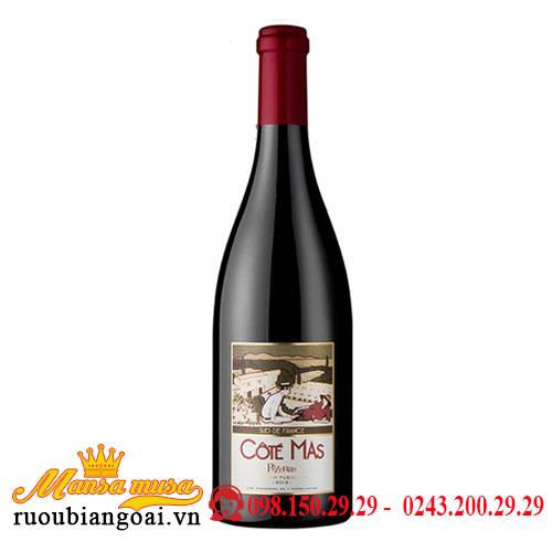 Rượu Vang Pháp Cote Mas Pezenas