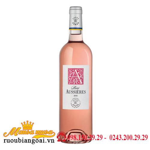 Rượu Vang Pháp DBR (Lafite) Aussieres Rose